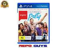 PS4 Ultimate Party Singstar for Playstation 4 - Game - Brand New - Sealed