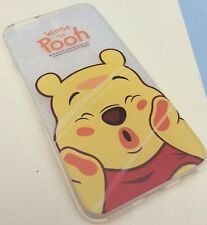 iPhone 6 6s Mobile Phone Soft Gel Silicon Case Winnie The Pooh Disney Xmas