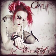 Opheliac by Emilie Autumn CD Russian Pressing single CD.
