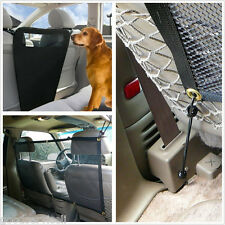 Seat Pet Dog Anti Harassment Fence Isolation Net Safety Mesh Barrier Vehicle OEM