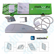 AIRWIN 650N 230V STROKE=350MM Rack motor Shed Top-Hung Windows Skylights Domes