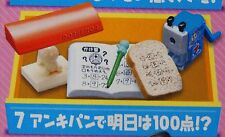 Miniatures Doraemon Stationery  Set #7 ,1 pc only  - Re-ment , h#1