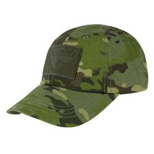 Condor Outdoor Tactical Military Headgear Hunting Baseball Cap Tropic Multicam