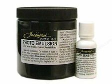 Photo Emulsion and Diazo 8 Oz New Art Craft Jacquard FREE SHIPPING