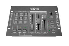Chauvet Obey 3 DMX Controller Desk RGB 3CH LED PAR CAN