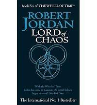 Lord Of Chaos: Book 6 of the Wheel of Time, Jordan, Robert Paperback Book