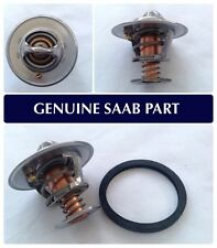 GENUINE SAAB THERMOSTAT KIT 89'C - 900, 9000, NG 900, 9-3, 9-5 - NEW - 30577561