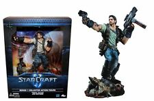 Starcraft 2 Series 1 Collector Action Figure Terran Outlaw Jim Raynor