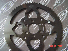 MINIMOTO Pocket Bike BZM Couronne 69z Rear Sprocket Billet Alloy (ERGAL) Black