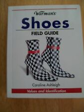 WOMAN SHOES PRICE VALUE GUIDE COLLECTOR BOOK