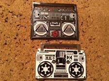 Phish Lapel Pin Star Wars Nono set LP Vader & Stormtrooper Boombox no Pollock