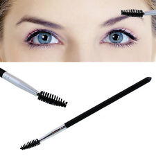New Beauty 1Pc Black Eyelash Mascara Wand Pen Eyebrow Spiral Brush Makeup