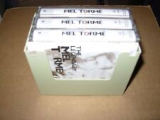 MEL TORME legendary / tape 1 ~ 3 -  Reader's Digest - SEALED NEW - booklet -