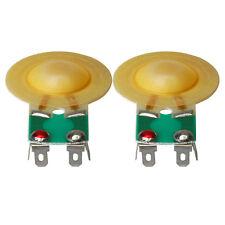 Pair PRV Audio RPDT175 Replacement Diaphragm for DT175