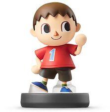 Nintendo Amiibo Murabito Villager Figure Super Smash Brothers 3DS Wii U
