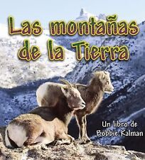 Las Montanas de la Tierra = Earth's Mountains (Observar La Tierra) (Spanish Edit