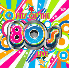 CD Hits Of The 80s de Various Artists 2CDs