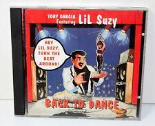 "LIL SUZY ""Turn the Beat Around"" Full Length CD VG FREESTYLE 1994 $2.98 buy now"