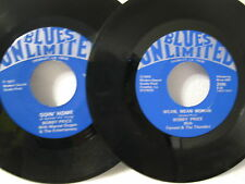 Bobby Price 45rpm (2 Lot) Mean Woman/It's All Right & Going' Home/Jambalaya VG+