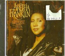 CD - Aretha Franklin - Greatest Hits (1980-1994) - #A3065 - Neu -