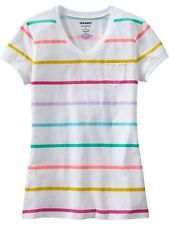 SFK Old Navy Girls Printed Pocket V-Neck