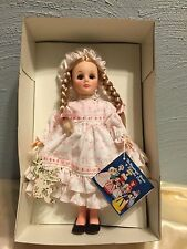 "Vintage Effanbee ""Mary Had a Little Lamb"" Doll 11"" - # 1196 - 1975"