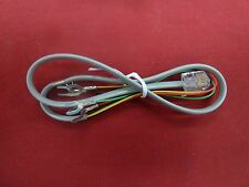 New Phone Line Male Pig Tail Cable w/ Spaded Wire Payphone Payphones Telephone