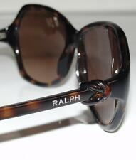 RALPH LAUREN~DARK BROWN TORTOISE (RA5136 510/13 58-15-135) SUNGLASSES