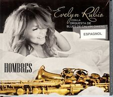 EVELYN RUBIO con Calvin Owens Blues Orchestra  Hombres in SPANISH  New Sealed CD