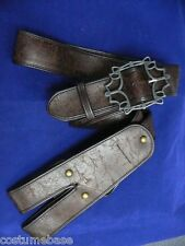 Jack Sparrow BALDRIC Sword Belt Pirate Captain props