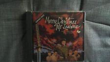 COLONNA SONORA - MERRY CHRISTMAS MR. LAWRENCE  (R. SAKAMOTO ). CD