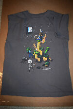 Minecraft Tshirt Tee Vintage Youth XL X-Large Creeper