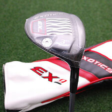 Tour Edge Golf Exotics EX9 Fairway 3 Wood 15º Red Tie 65QR Stiff Flex - NEW