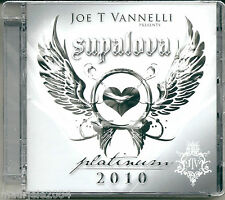 Supalova Platinum 2010 by Joe T Vannelli (2010) CD NUOVO David Pean & De Rivera