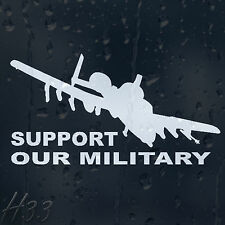 Army Support Our Military Car Decal Vinyl Sticker For Window Panel Bumper