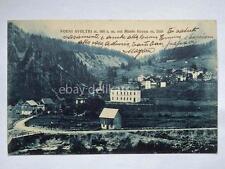 FORNI AVOLTRI Udine Carnia SCUOLE vecchia cartolina AK postcard