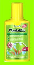 Tetra PlantaMin 100 ml Fertilizer for Aquarium plants With Depot effect