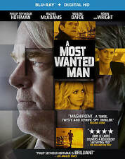 A Most Wanted Man (Blu-ray Disc, 2014,No digital