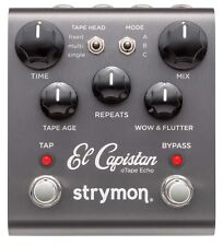 Strymon El Capistan dTape Delay / Echo Guitar or Bass Effect Pedal - Brand New!