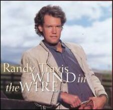 Randy Travis - Wind in the Wire / O.S.T. [New CD] Manufactured On Demand