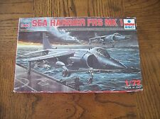 ESCI 1/72 BRITISH SEA HARRIER FRS MK 1 Plastic Model Airplane Kit No. 9030