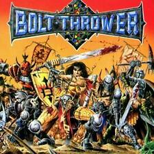 War Master von Bolt Thrower (1999)  CD  EARACHE  RECORDS