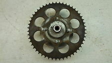 1974 Suzuki RV125 RV 125 S342' rear drive sprocket gear