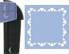 Fiskars Combo Border Corner Punch Framed in Love