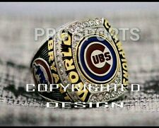 NEW(IN STOCK) 2016 CHICAGO CUBS  WORLD SERIES RING