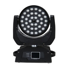 36x10W 540° Moving Head 360W RGBW Led Touch Screen DJ Zoom Light DMX Party