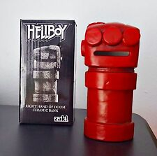 Hellboy Right Hand of Doom Ceramic Coin Bank NIB Loot Crate LootCrate