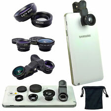 Fish Eye Wide Angle Macro Camera Lens For Samsung Galaxy Note 4 N9100 N9105