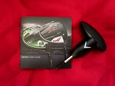 Callaway OptiFit Wrench Tool & Fitting Guide - RAZR-Fit, XHOT, Big Bertha & More