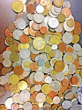 25 FOREIGN WORLD COINS No Dublicates in each Lot + A Free 5 world Bank Notes